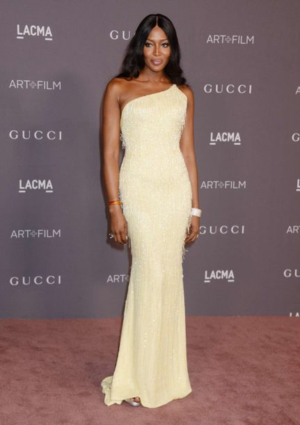 dress gown prom dress naomi campbell maxi dress one shoulder