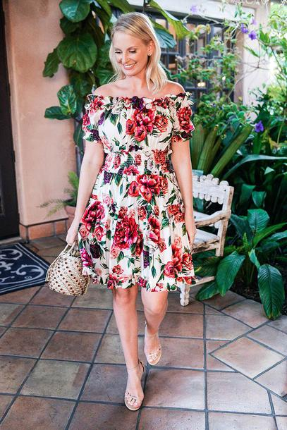 style archives   the style scribe blogger dress floral dress sandals summer outfits