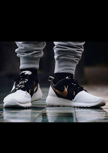 mens shoes sneakers nike roshe run shoeporn
