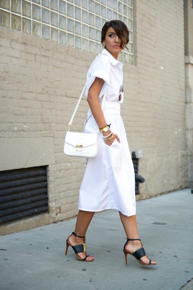 lovely pepa blogger shoes bag sunglasses jewels