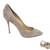 Latest High Heels - Grey Suede Stilettos