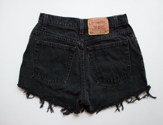 ALL SIZES Vintage CRONUS Levis High Waisted Denim by MintThreads