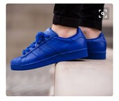 shoes,dark blue,adidas superstars
