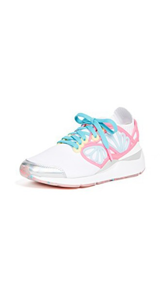 puma sneakers white shoes