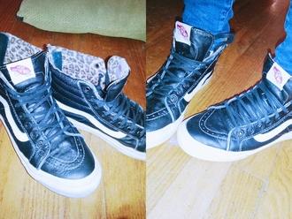shoes vans shoes vans sneakers high top sneaker