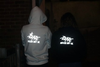 jacket be sweatshirt hoodie glow in the dark reflective black white black and white based based clothing tumblr tumblr clothes tumblr hoodie sweater grunge