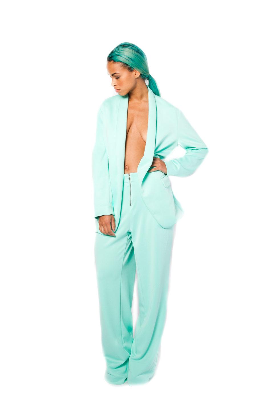Windsor Loose Fit Pants | Bellen Brand