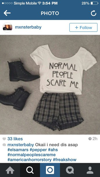 blouse normal people scare me