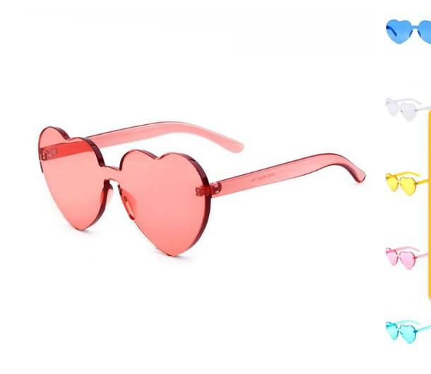 sunglasses girly colorful heart heart sunglasses