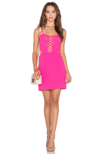 dress bodycon bodycon dress light pink