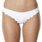 Surfstitch - womens - swimwear - bikini bottoms - beach riot x stone cold fox nanuya separate pant - white