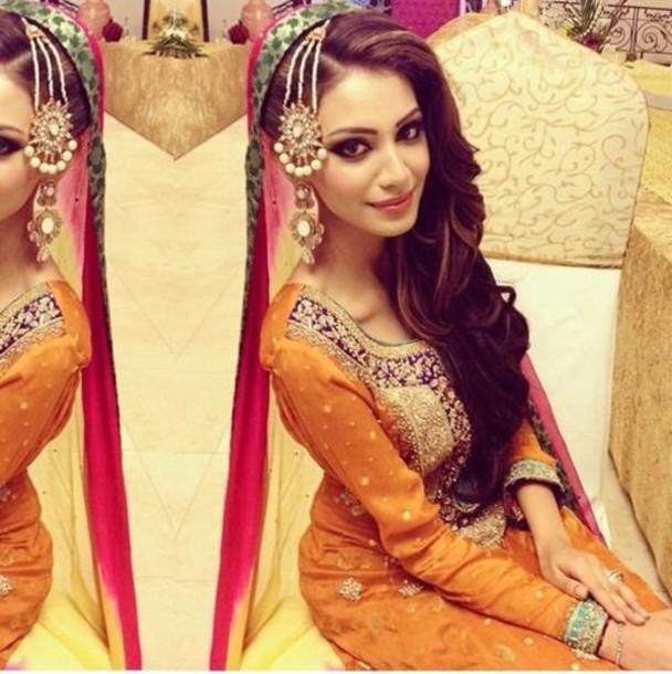 dress pakistani fashion pakistani wedding