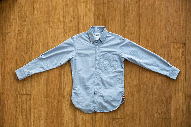 How To Pack a Dress Shirt in a Suitcase or Carry On - He Spoke Style