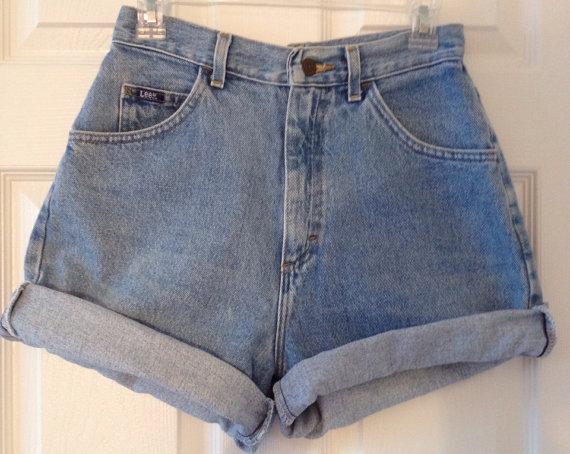 Sale highwaisted cutoffs shorts ready to ship 26 by shopbnicole
