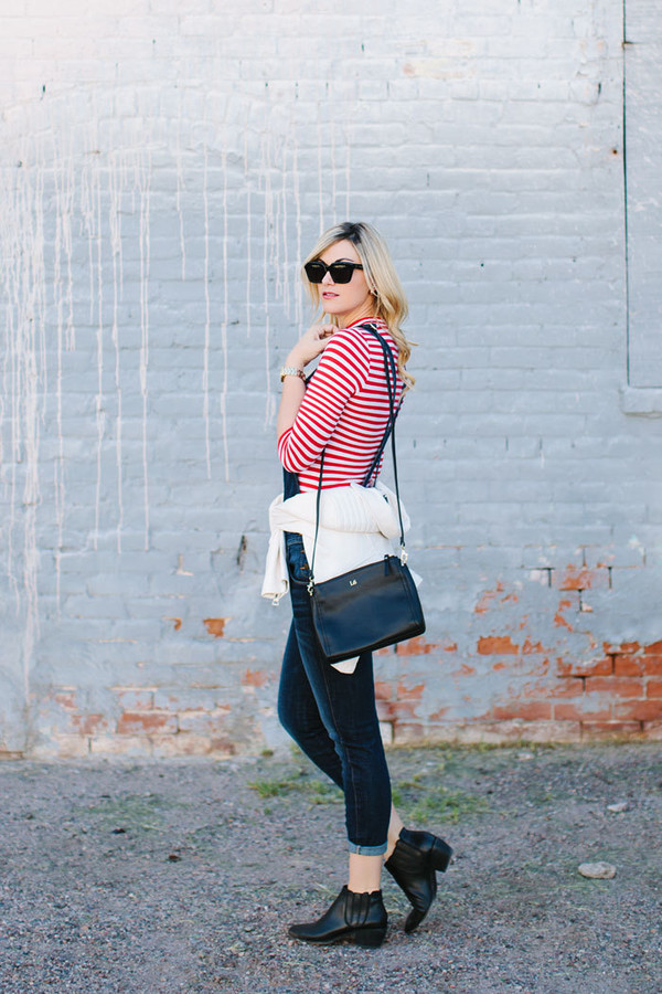 A Little Dash Of Darling Blogger Cropped Pants Black