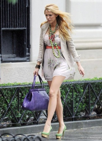 dress serena van der woodsen gossip girl blake lively
