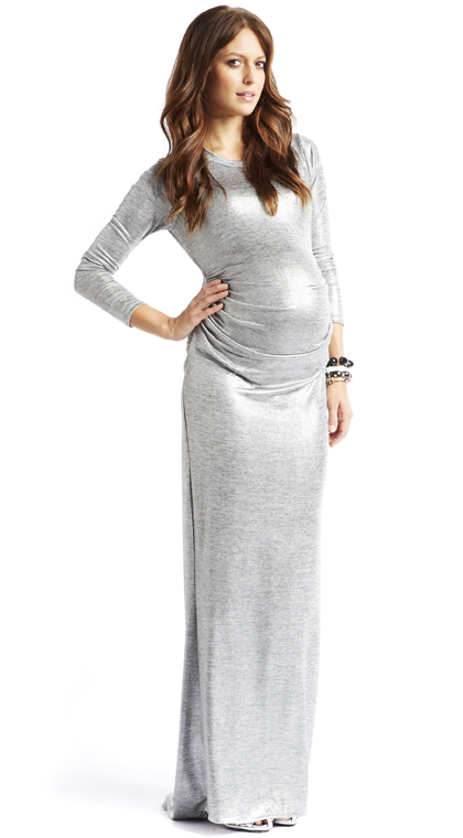 Tee Shirt Gown - More of Me Maternity