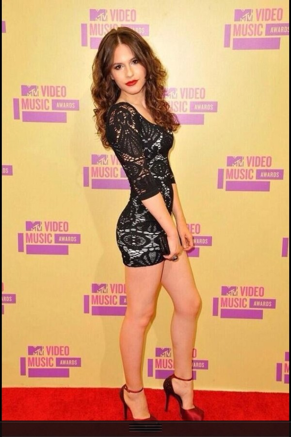 dress lace dress short dress Erin Sanders
