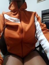 jacket,columbia orange jacket,university of texas