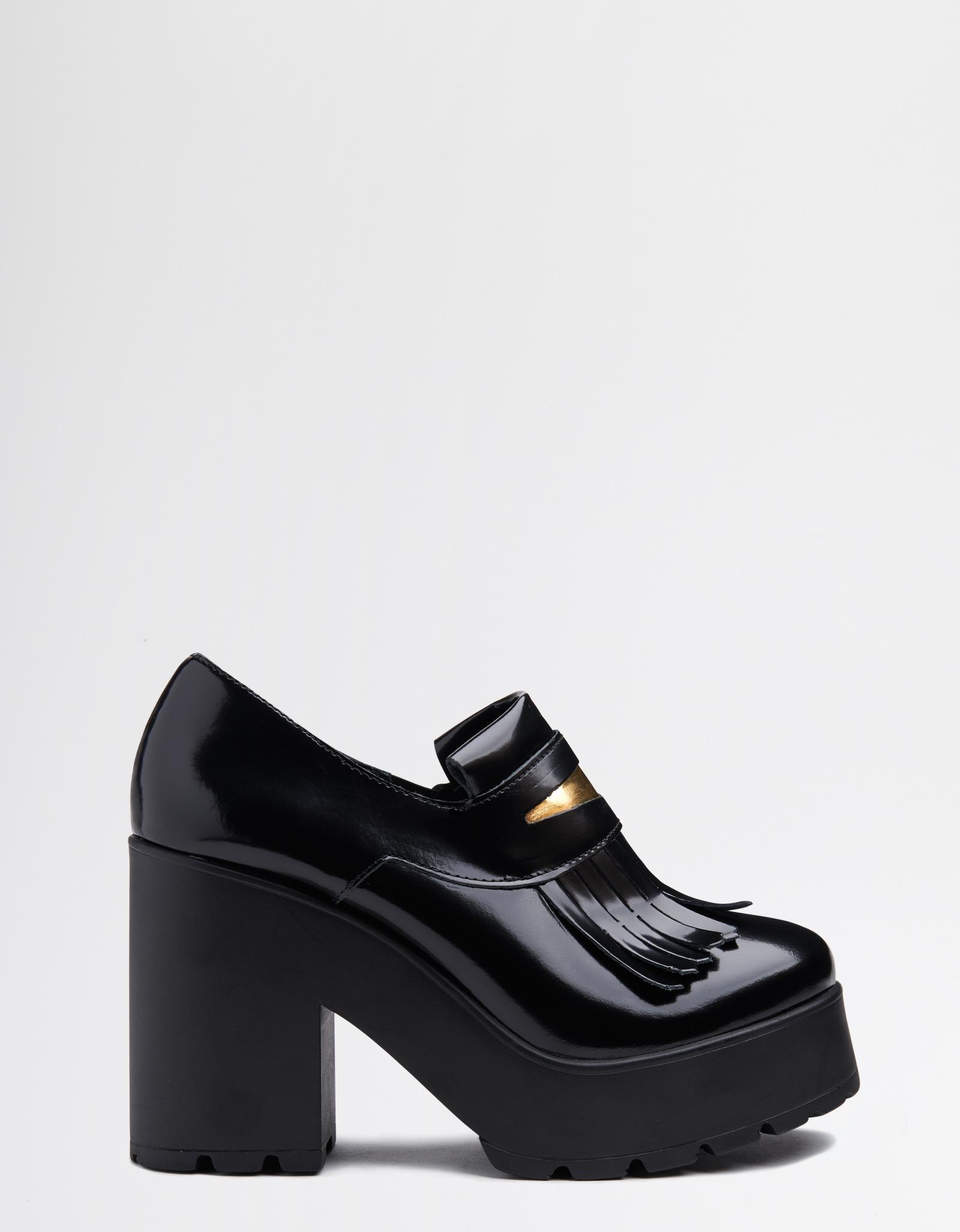 Alexia black/gold