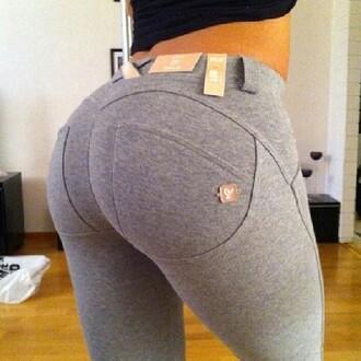 pants grey pants bottoms