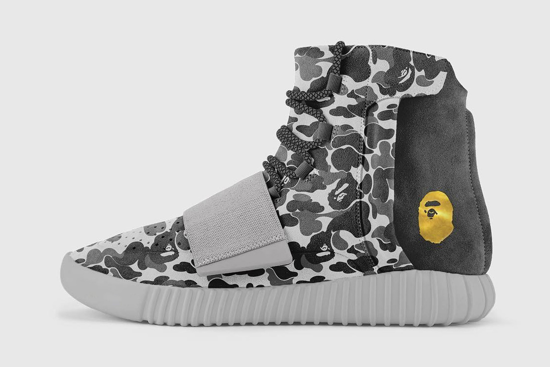 competitive price 86faf 08e35 ... Designer Mocks Up Collaborative Efforts Of The adidas Yeezy 750 Boost •  KicksOnFire.com ...