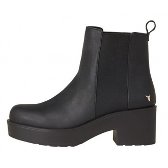 shoes boots chunky platform shoes elastic