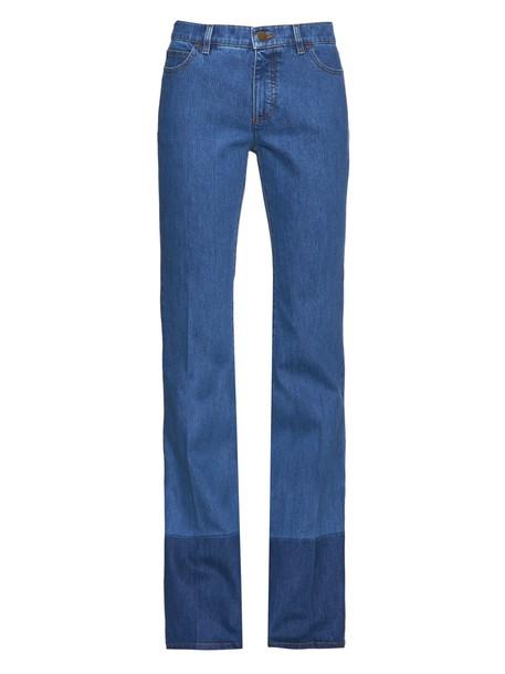 Valentino jeans high denim