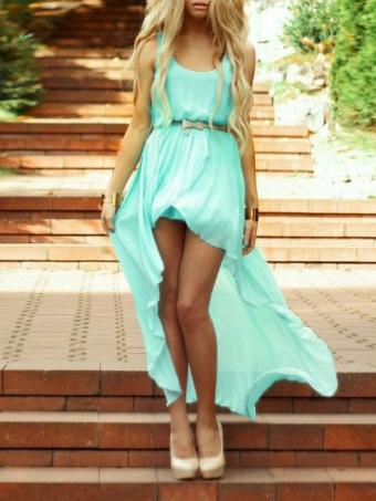 Charming Sweetheart Asymmetrical Prom Dress, Formal Dress [B00206] - $146.99 : 24inshop
