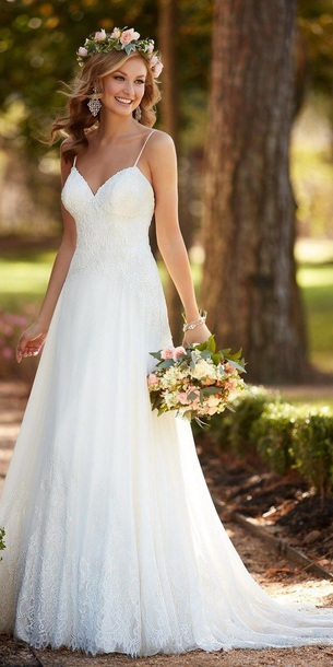 dress wedding bride