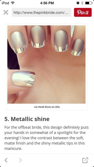 nail accessories nail polish metallic nails