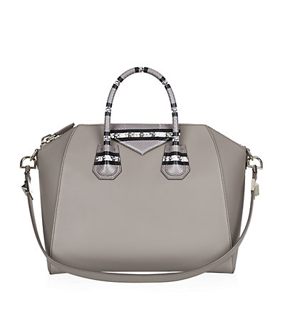 Givenchy Medium Snake Trim Antigona Tote | Harrods