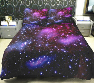 home accessory galaxy bedding sets space sheet outer space galaxy print galaxy bedding set holiday gift gift ideas galaxy duvet cover galaxy sheets
