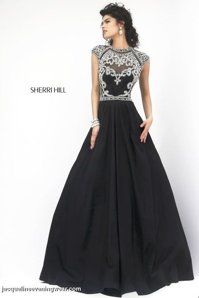 prom dress, sherri hill, homecoming dress, plus size dress ...