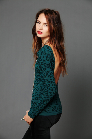intimately womens printed low back cami