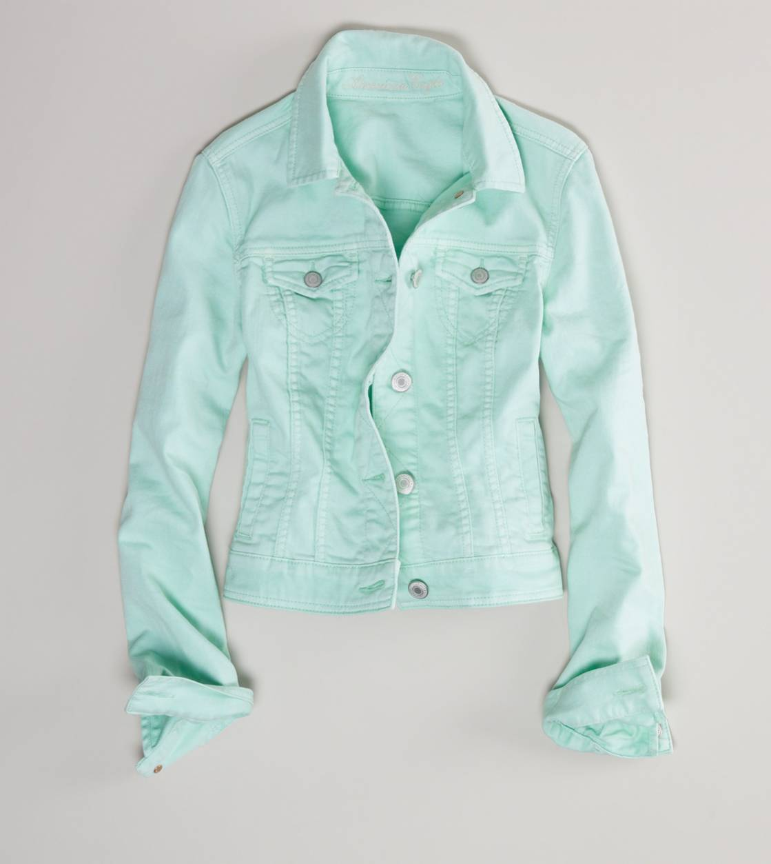 Colored Denim Jacket | American Eagle Outfitters