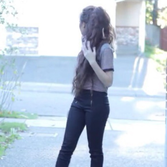 zipper jeans vivian vo-farmer