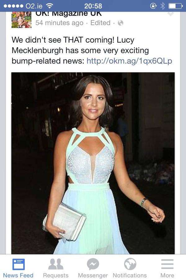 lucy mecklwnburgh