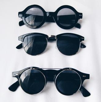 sunglasses glasses sun black brown fashion assessories black sunglasses