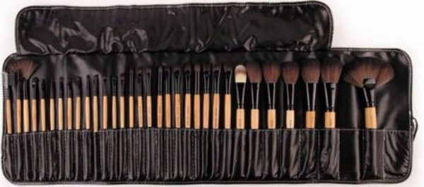 make-up makeup brushes jewels