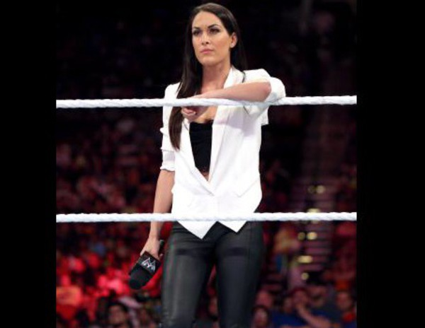 jacket brie bella wwe