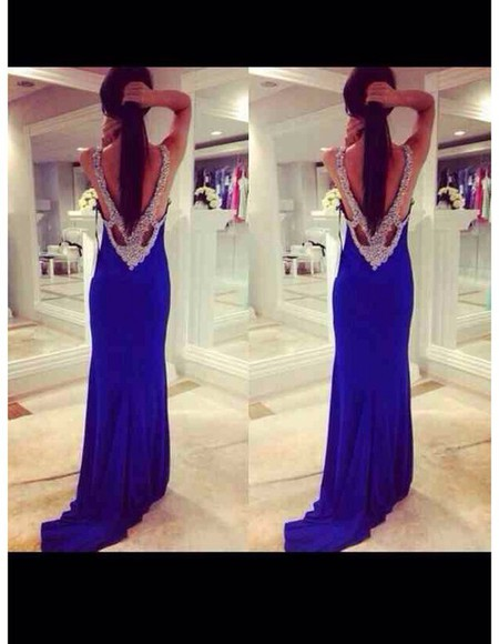 jovani prom dress royal blue prom gown dress prom dress high heels lovely pepa jiovani dress
