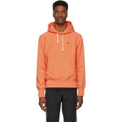 hoodie,orange,sweater