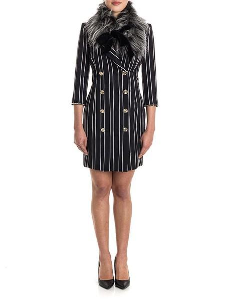 Elisabetta Franchi Celyn B. dress wool black