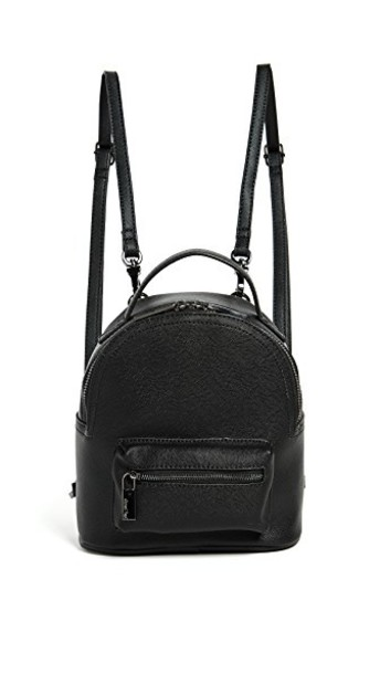 mini backpack mini backpack black bag