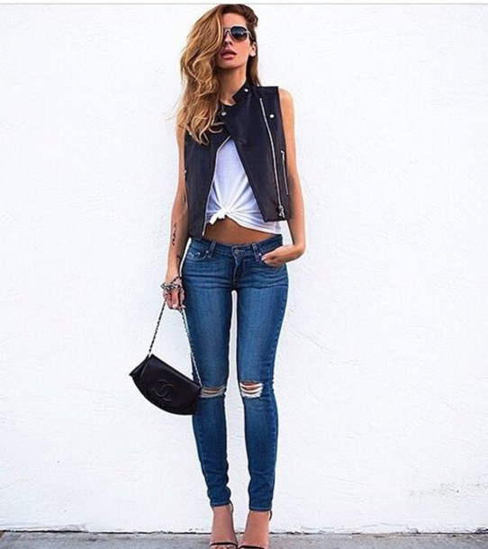 Skinny jeans with what top – Your Denim Jeans Blog