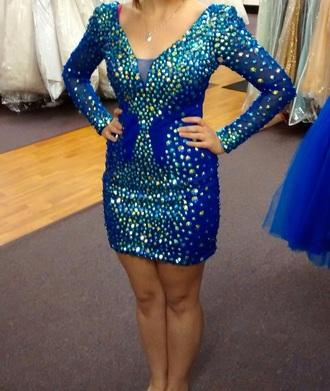 homecoming dress prom dress short sequin dress