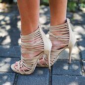 shoes,heels,windsor smith,peppermayo,suede,suede heels,camel,camel suede