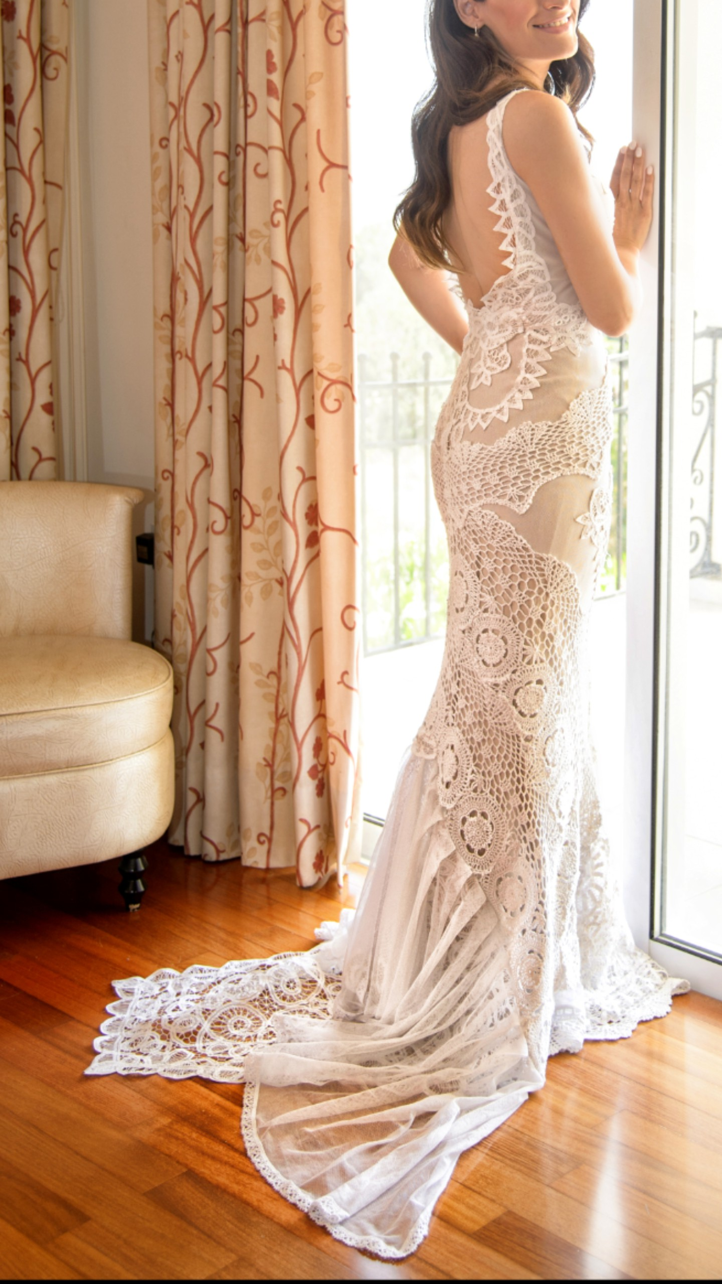 Buy second hand wedding dresses bridesmaid dresses for Second hand mori lee wedding dresses