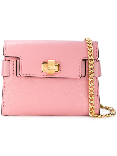 Miu Miu cross women bag leather purple pink